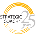 Strategic Coach® is a total lifetime focusing system for entrepreneurs.  Our business coaches and entrepreneur coaches are successful entrepreneurs. With offices in Toronto, Chicago, & London, UK, Strategic Coach sets the standard for entrepreneur coaching and business coaching.